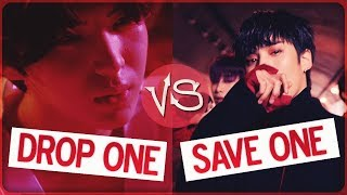 DROP ONE, SAVE ONE | K-POP GAME