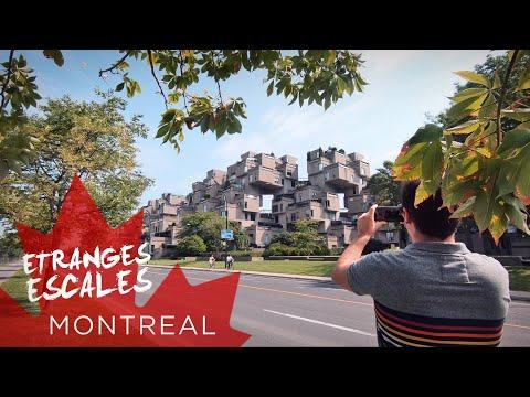 Etranges Escales : Montréal