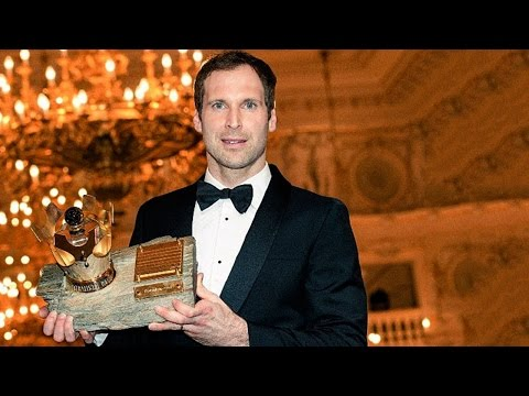 Petr Cech voted Czech player of the year for record ninth time