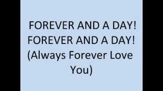 Heatwave Always and Forever (Lyrics/Sing along like Karaoke)