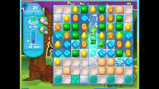 Candy Crush SODA, Level 8 Audio Talkthrough, 0 Boosters
