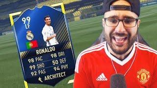 I GOT TOTY CRISTIANO RONALDO! FIFA 17 FUT CHAMPIONS