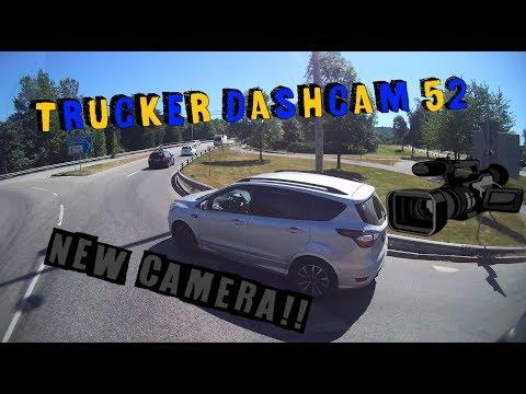 Trucker Dashcam  #52 New camera DR900S -...