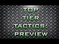 TOP TIER TACTICS - New Series! (READ DESCRIPTION) | ENDER