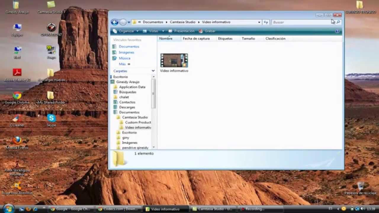 Como reproducir videos .mp4 en nuestra PC. - YouTube