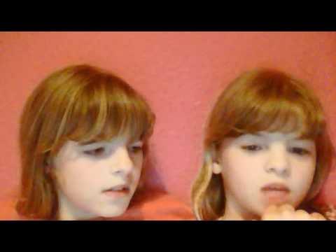 lauren louise & danielle barnes singing domino