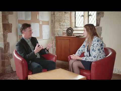 """Peter and Alina Interview - """"What does the UWC mission statement mean to you?"""""""