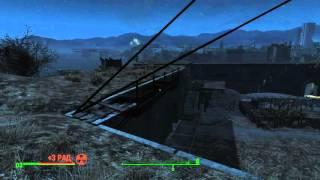 Fallout 4 превращаем замок в шикарную крепость строительство замка