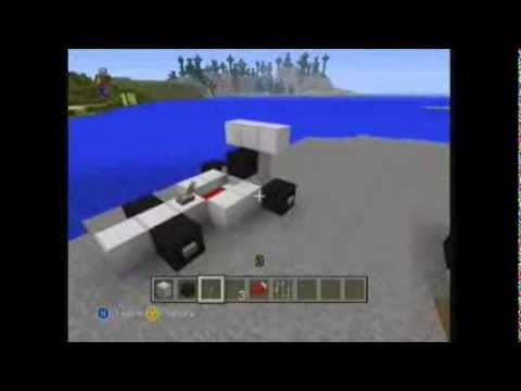 How To Make A Race Car Bed In Minecraft Youtube