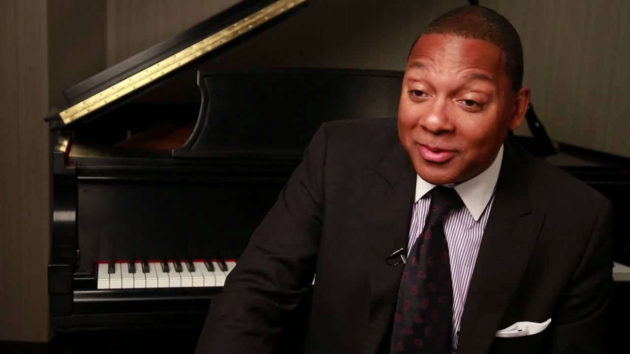 Wynton Marsalis on the New York Philharmonic and Alan Gilbert