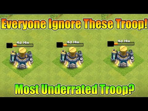 Why Clashers Never Upgrade These 4 Troop? - Everyone Ignore This Troop | Road To TH12 Max
