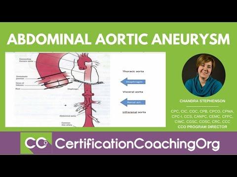 Abdominal Aortic Aneurysm Repair Coding | CPT Coding