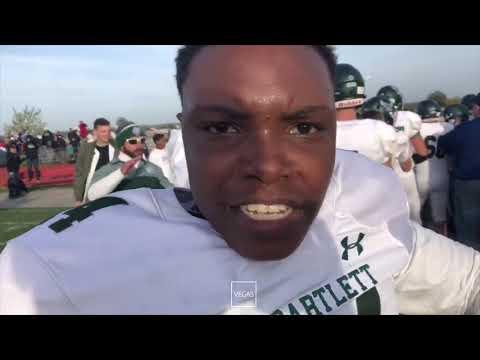 Bartlett High School VS South Elgin High School Rivalry Game!!