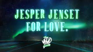 Jesper Jenset - For Love (Lyric Video)