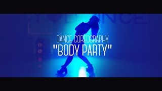 Ciara - Body Party - Dance Choreography