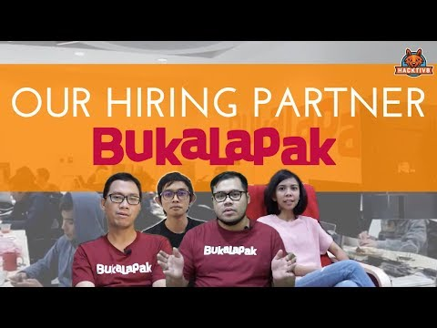 BUKALAPAK | HACKTIV8's Hiring Partner