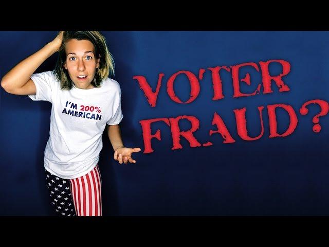 I VOTED TWICE