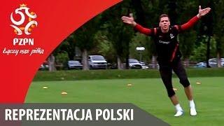 Fantastyczny gol Wojciecha Szczęsnego!/Amazing goal scored by Wojciech Szczęsny!