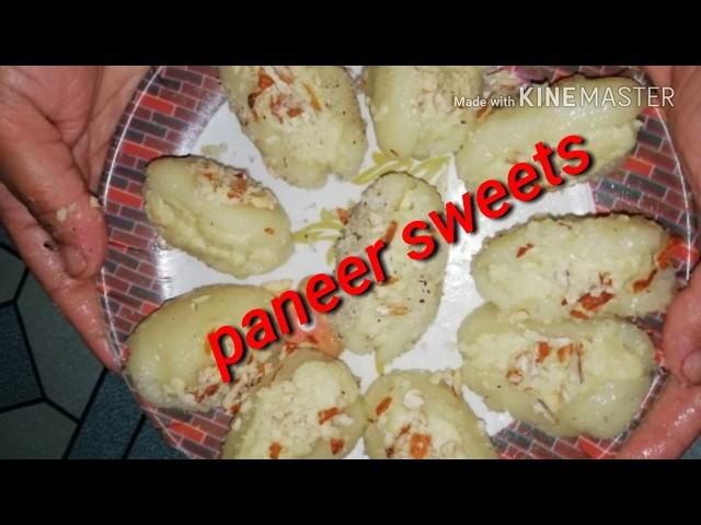 Paneer sweetdish by preetilatatomar.  Sweetdish .????????? ?????? ?????? ???? ?????