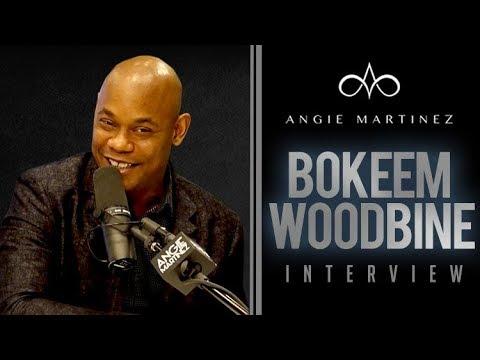 Actor Bokeem Woodbine Talks New  About Biggie & Pacs Murder  Emmy Nomination
