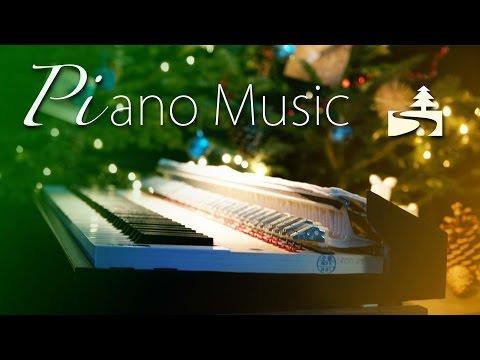 Christmas Piano Music - Calm & Light - Dec. 10, 2016