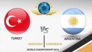 Turkey vs Argentina - Grand final - BO3 Map 3 @Cobblestone - World Championship 2016 - HD