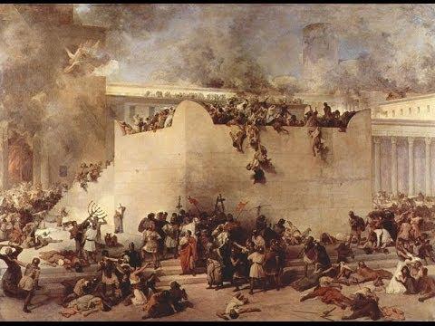 LA DESTRUCCIÓN DEL PRIMER TEMPLO DE JERUSALÉN