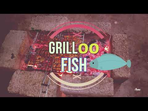 GRILLoo Fish |ഗ്രില്ലോ ഫിഷ് | How To Make Grilled Fish | Grilled Nutter Fish| Home Made Grilled