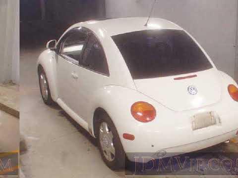 2000 VOLKSWAGEN VW NEW BEETLE 9CAQY