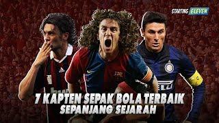 Harus Jago Mimpin & Tahan Emosi! Ini 7 Kapten Sepak Bola Terbaik Sepanjang Sejarah