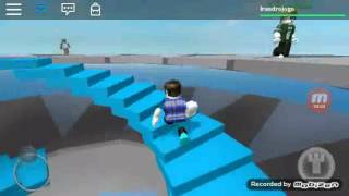 Making the natural disaster video Roblox