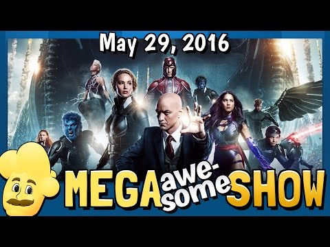 Mega Awesome Show - May 29, 2016: Gene-Mutating, Future-Chan