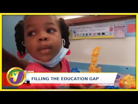 Filling the Education Gap | TVJ News - August 23 2021