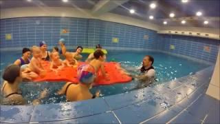 Ранне грудничковое плавание в Центре Татьяны Пензиной