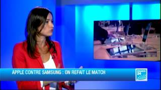 Apple contre Samsung : on refait le match !