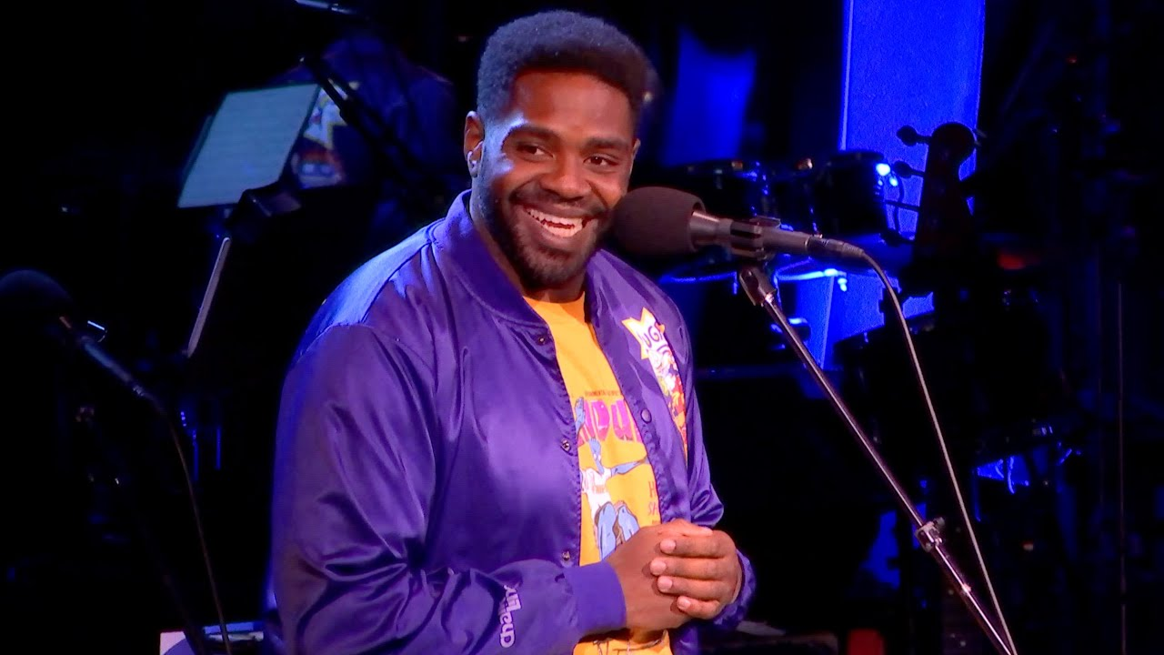 Download Ron Funches | Live from Here with Chris Thile