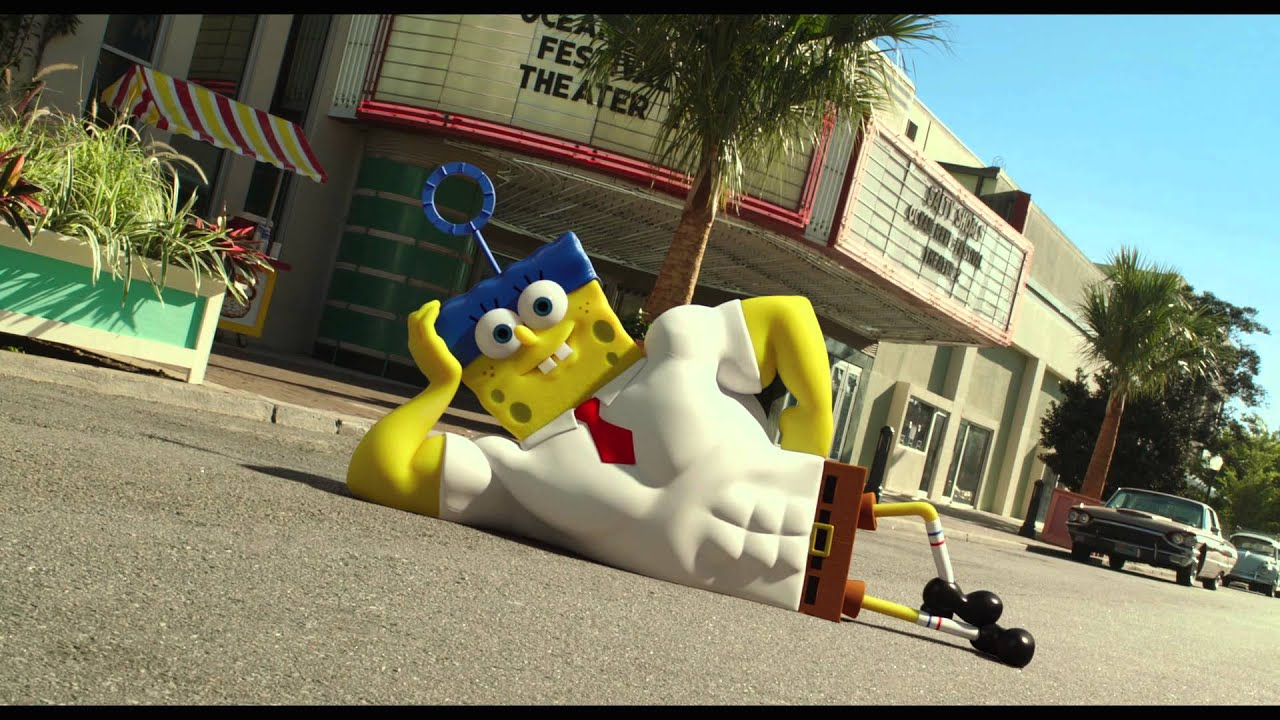 The Spongebob Movie Sponge Out Of Water Clip Cannonball Paramount Pictures International