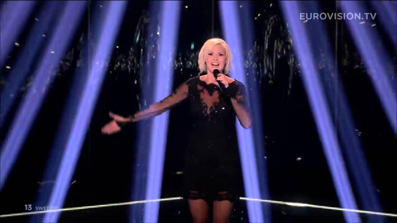 Eurovision Live: Undo (Sweden) LIVE Eurovision Song Contest