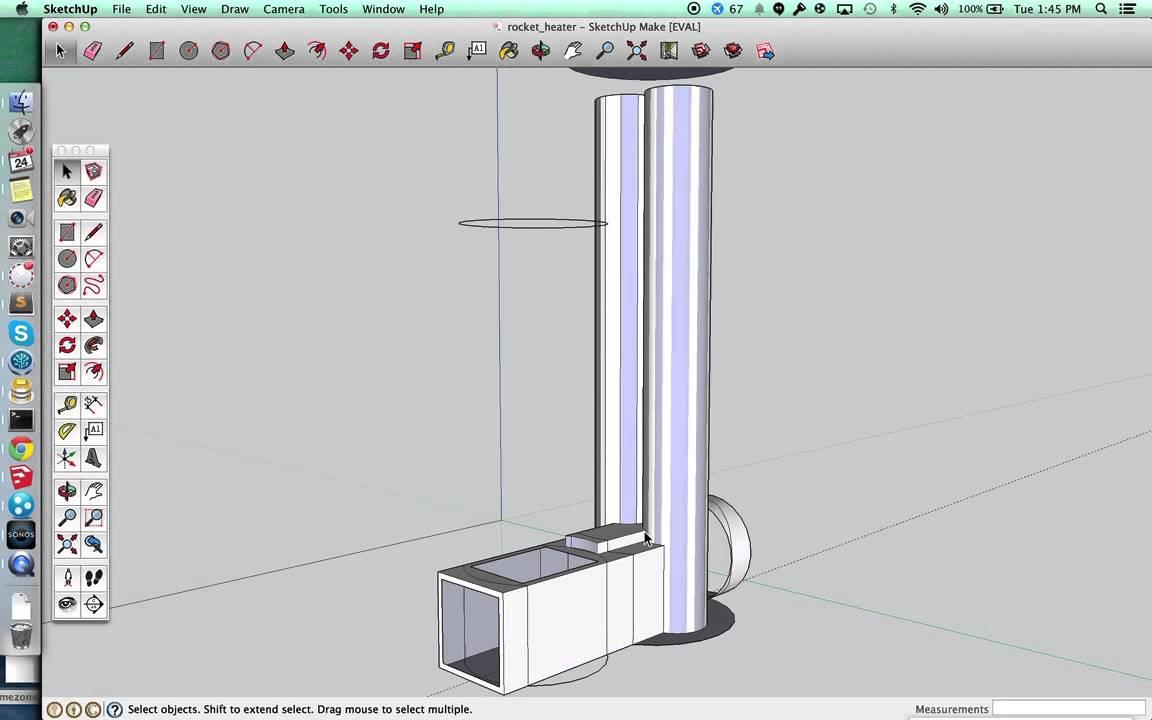 Rocket Stove Design Enhancements Youtube