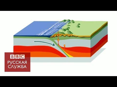 Как образуется землетрясение