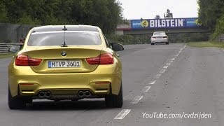 39x BMW M Sounds! M3 F80, M4 Safety Car, M5 F10 and More!