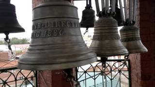 Колокола Серафимовской Церкви. St. Serafim Church' BELLS.(Колокола Серафимовской Церкви выдержали испытание временем. Во времена гонений только они и уцелели на..., 2016-07-08T17:49:28.000Z)