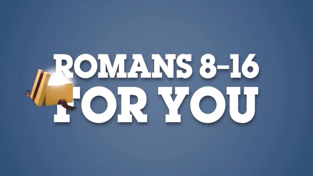 Romans 8 - 16 For You (ebook) - Timothy Keller | The Good