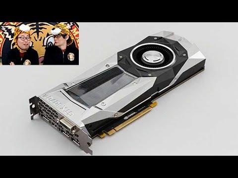 ジサトラKTU #35 ~GeForce GTX 1070 TiはRadeon RX Vegaを超えるのか?性能徹底検証~