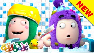 Out-Of-Control Cleaning With The Oddbods   NEW Episode