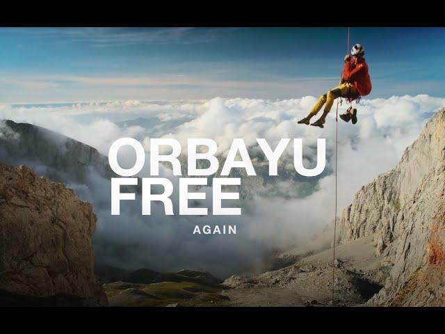 Siebe Vanhee sending Orbayu (8c/500m) / Full Movie:
