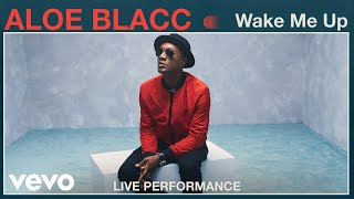 "Aloe Blacc - ""Wake Me Up"" Live Performance 
