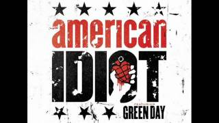 American Idiot Musical - Too Much Too Soon