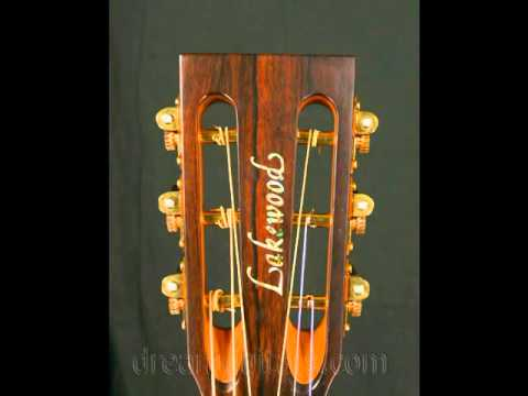 Lakewood A-45 12-Fret ZiricoteEuropean at Dream Guitars