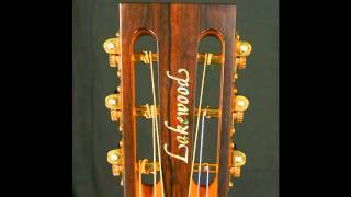 Baixar Lakewood A-45 12-Fret Ziricote/European at Dream Guitars